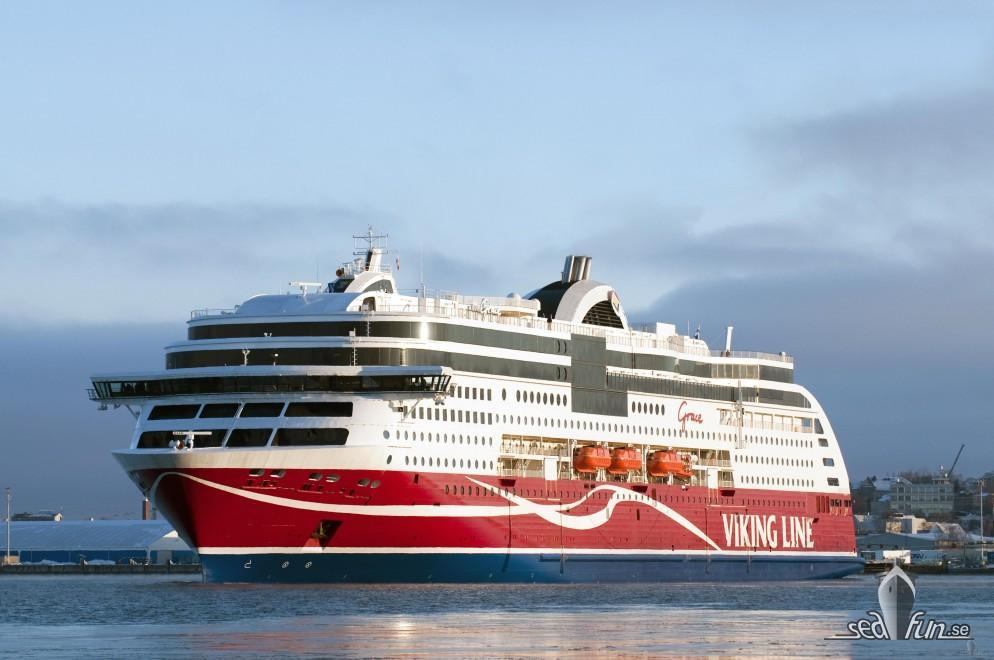 Viking Grace. Foto: Viking Line