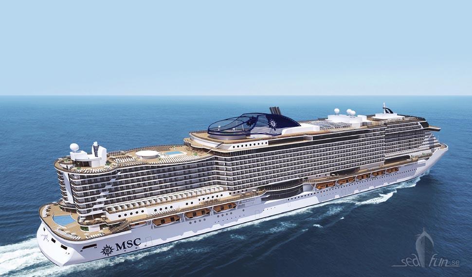 MSC New ship