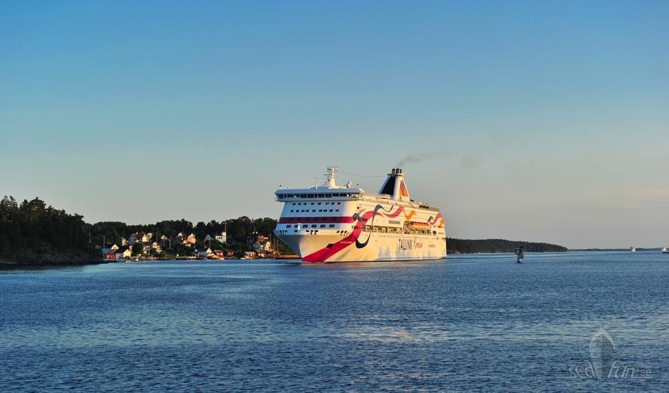 Baltic Queen, Foto: Tallink SIlja