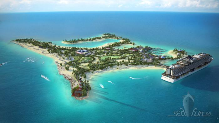 msc bahamasö