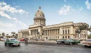 Cuba, Havana - El Capitolio, National Capitol Building