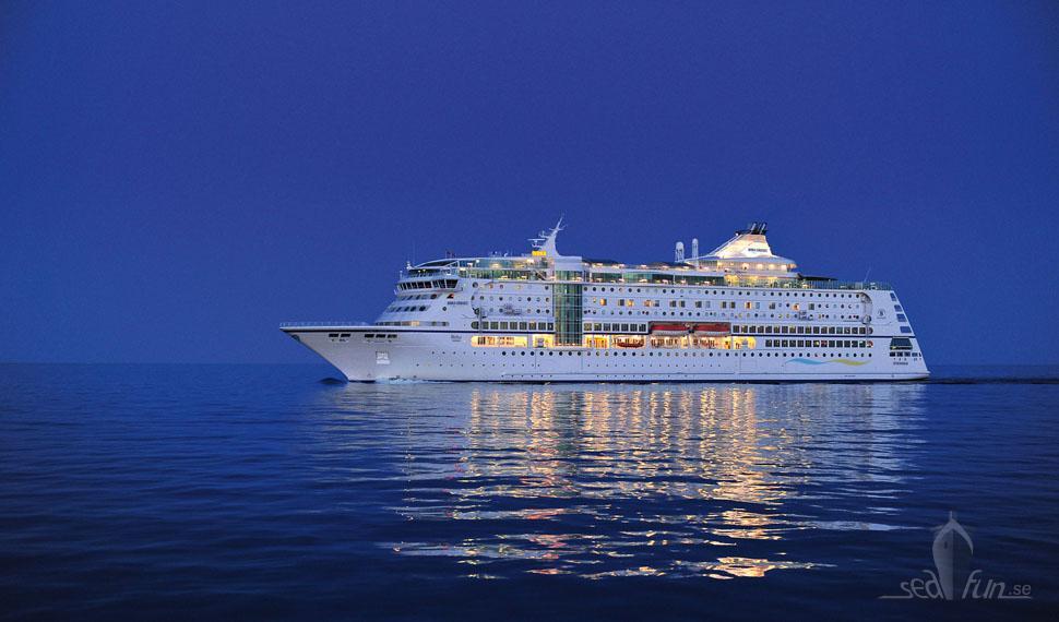 Birka Cruises extends its traffic stop