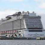 Nödställda gäster omhändertagna av kryssningsfartyg