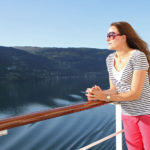 Längs Norges fjordar med Cunard