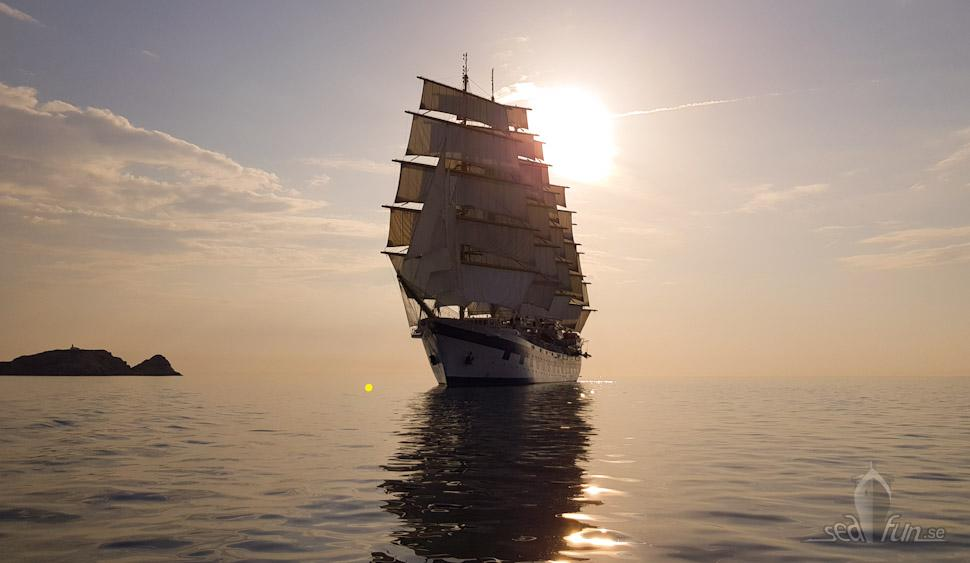 Royal Clipper. Foto: Kristofer Scheiderbauer