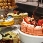 MSC Meraviglia bjuder på tårtkalas
