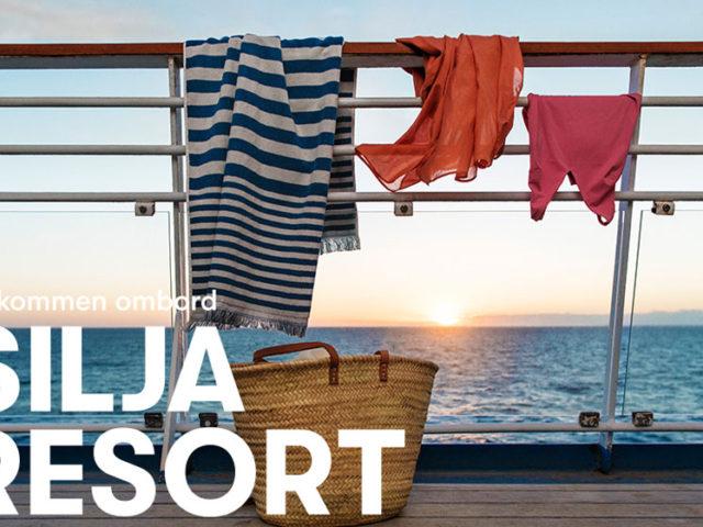 Silja Resort – nytt varumärkeskoncept för Silja Line