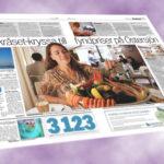 Stor artikel om kryssningslyx i Aftonbladet