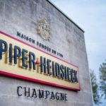 Piper-Heidsieck utvecklar champagne för Viking Line