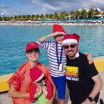 Vår decemberkryssning med Carnival