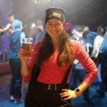 SkiCruise kväll 2 & dag 3; After ski, vinnarmeny och Noice