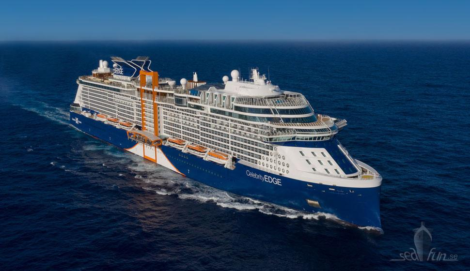 Celebrity Edge, pressbild.
