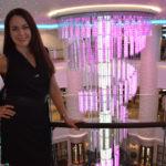 Tävlingen om maffigaste lampkronan hos Norwegian Cruise Line