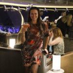 Fortsättning dag 1 på MSC Grandiosa – middag och ett möte i baren