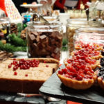 Jullunch med Viking Line och test av årets julbord