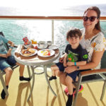 Day 5 on Jewel of the Seas - turn behind the scenes and a win!