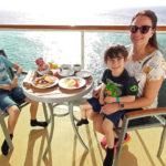 Dag 5 på Jewel of the Seas – tur bakom kulisserna och en vinst!