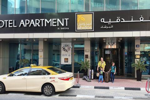 Hotelltest: Abidos Hotel Apartment
