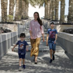 Day 4 at Jewel of the Seas - Doha and luxury dinner at Chops Grille