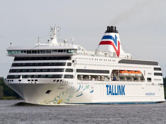 Ändrad trafik för Tallink Grupp från september 2020