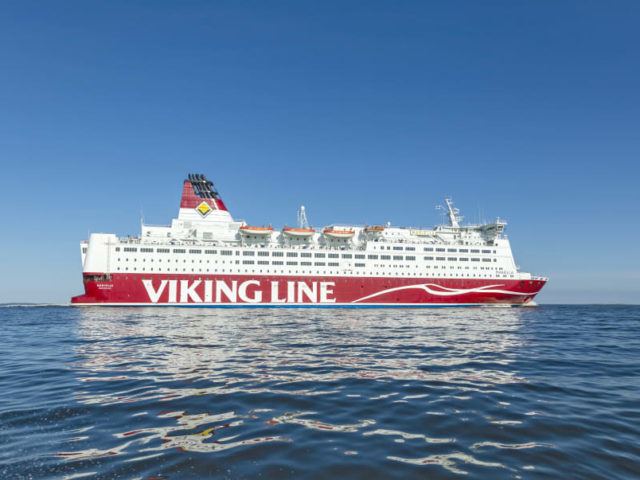 Viking Line reducerar trafiken ytterligare