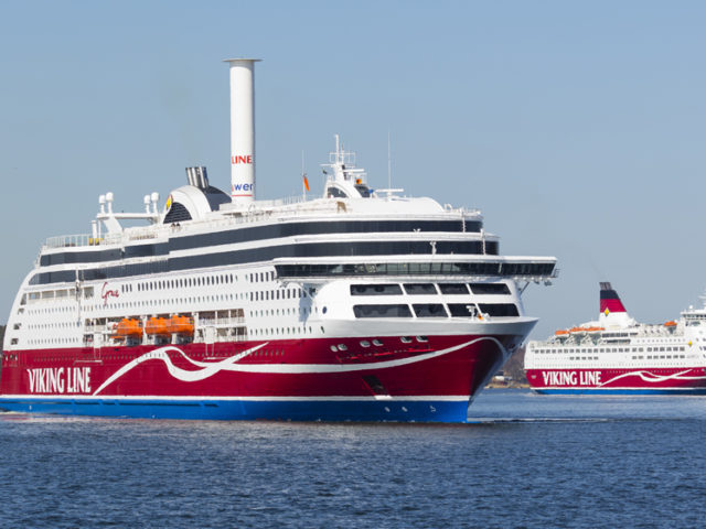 Again possible to cruise with Viking Line today