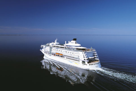 Birka Cruises goes to the grave