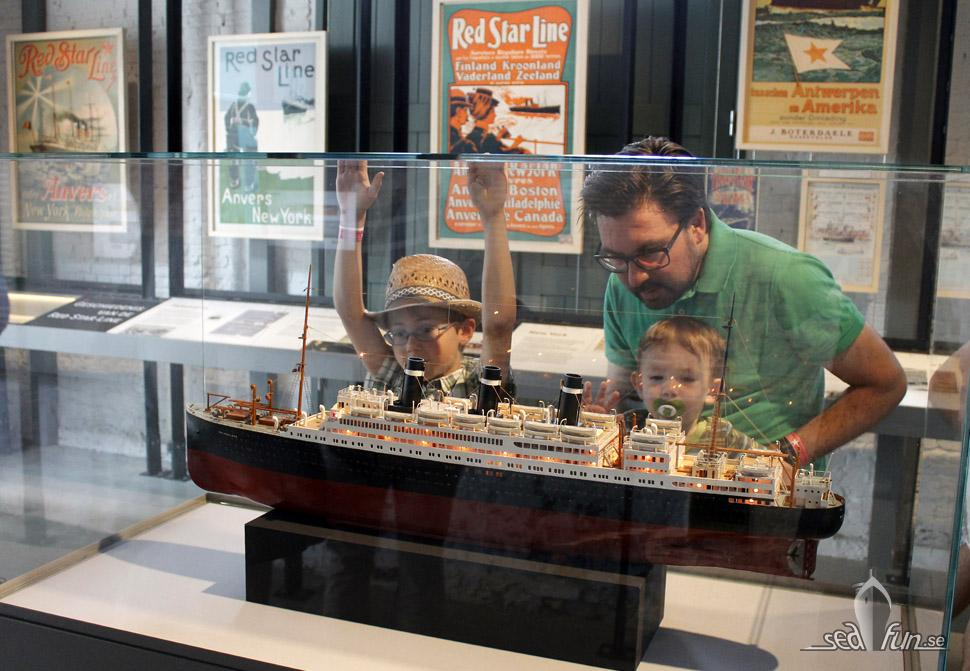 Red star Line musuem